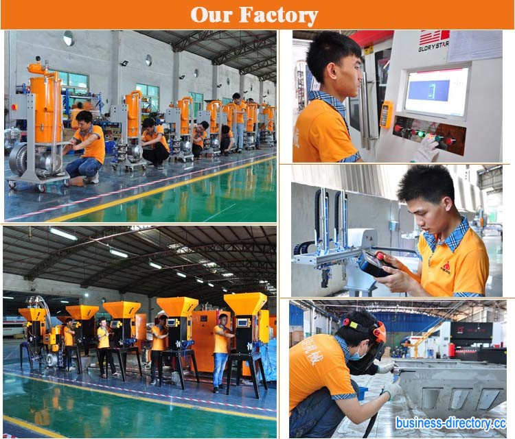 Hengju our factory
