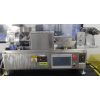 ZG-20SJ small single screw extruder on the table