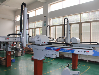 Detailed explanation of the manipulator structure of injection molding machine